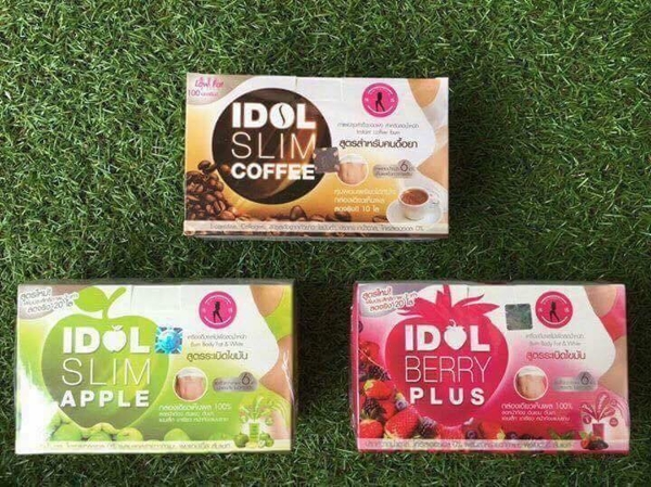 cafe-giam-can-idol-slim-coffee-thai-lan