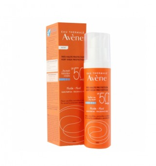 Kem .Chống Nắng - Avene Very High Protection Fluide-Fluid SPF50