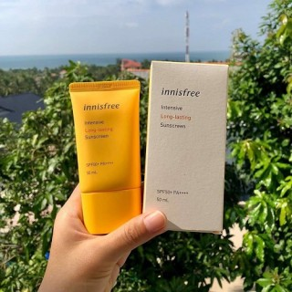 Kem Chống Nắng - Innisfree Intensive Long Lasting Sunscreen SPF50