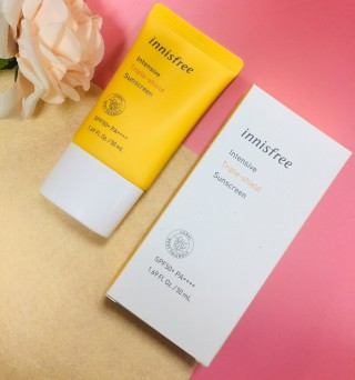 Kem Chống Nắng - Innisfree Intensive Triple-Shield Sunscreen SPF50