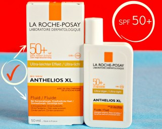 Kem .Chống Nắng - La Roche Posay Anthelios XL Ultra-light Fluid SPF 50+ - 50ml