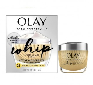 Kem .Dưỡng Tái Tạo Da - Olay Total Effects Whip Active Moisturizer With Sunscreen SPF25