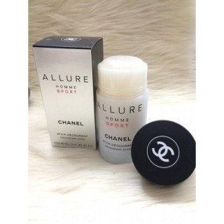 Lăn Khử Mùi. - Chanel Allure Homme Sport Deodorant Stick