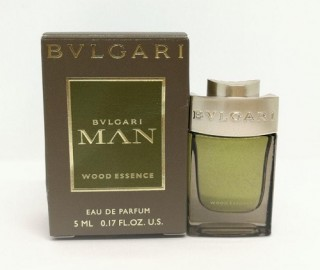 Nước Hoa - Bvlgari Man Wood Essence EDP 5ml