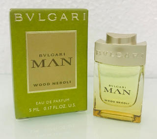 Nước Hoa - Bvlgari Man Wood Neroli EDP 5ml