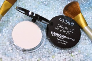 .Phấn Phủ Chống Thấm Nước - Catrice Gesichtspuder Prime And Fine Mattifying Powder Waterproof Translucent