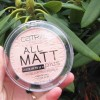 Phấn Phủ Kiềm Dầu - Catrice All Matt Plus Shine Control Powder