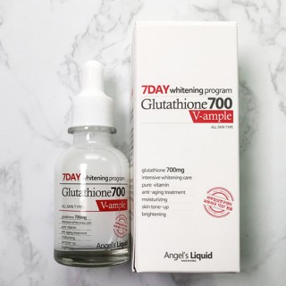 Serum Dưỡng TRắng - Angel's Liquid 7 day Whitening Program Glutathione 700 V-Ample