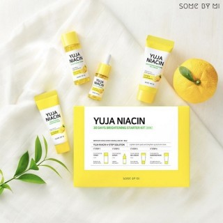 Set Dưỡng Trắng - Some By Mi Yuja Niacin 30 Days Brightening Starter Kit