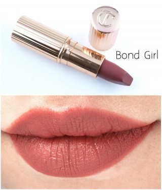 Son Lì - Bond Girl - Charlotte Tilbury New Matte Revolution Lipstick