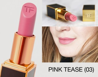 SON MÔI TOM FORD LIP COLOR MATTE - MÀU 03 - PINK TEASE