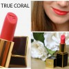 SON MÔI TOM FORD LIP COLOR MATTE - MÀU 09 - TRUE CORAL