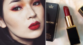 SON MÔI TOM FORD LIP COLOR MATTE - MÀU 16 - SCARLET ROUGE