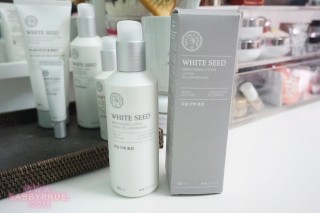 Sữa Dưỡng Trắng Da - White Seed Brightening Lotion - The Face Shop