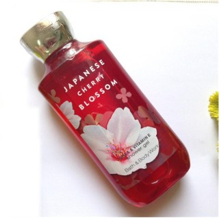 Sữa .Tắm - Japanese Cherry Blossom - Bath & Body Works Shower Gel