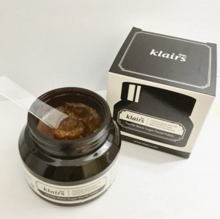 Tẩy Da Chết - Klairs Gentle Black Sugar Facial Polish