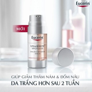 Tinh Chất Eucerin UltraWHITE+ Spotless Double Booster Serum